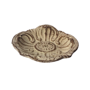 Jabonera antique #2_crema albayalde