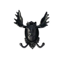 percha alce negro
